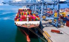 进口量大幅增长东亚到澳大利亚集装箱航线增加运力长春