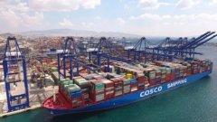 美国长滩港8月吞吐量创新高2022年货运量将持续增长广州